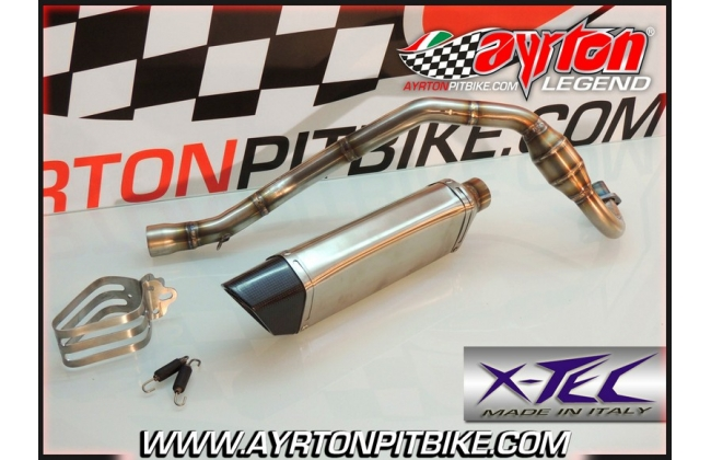 Full Exhaust Xtec Penta Carbon Hellcat (and Others)