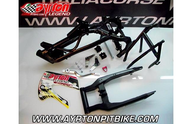 Frame Kit Ayrton Legend Skorpion