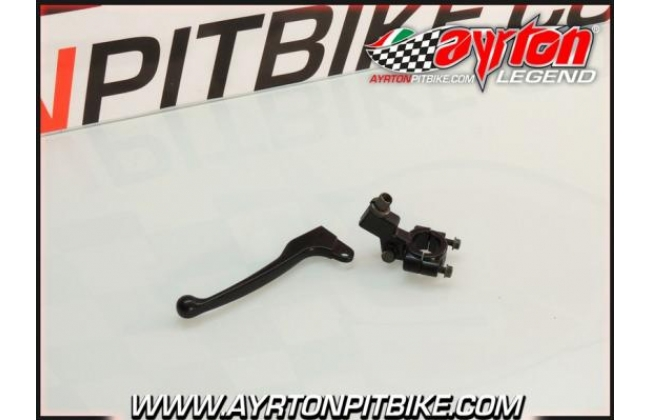 Clutch Lever + Pit Bike Collar