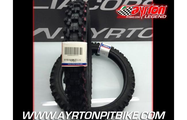 Pit Bike Cross Mitas C-19 Tire 60 / 100-14