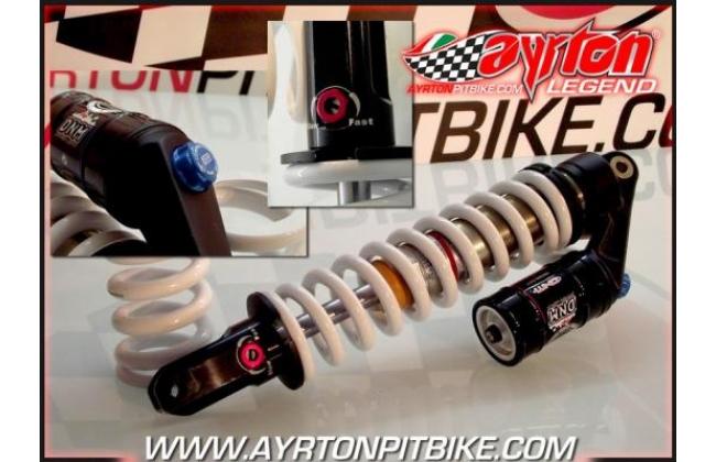 Mono Dnm Hornet Ud-dhl Pit Bike