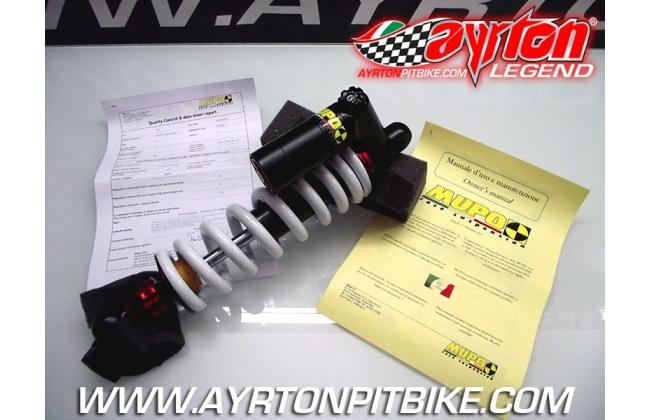 Mono Shock Absorber Pit Bike 360 Mupo Ax1 4 Adjustments