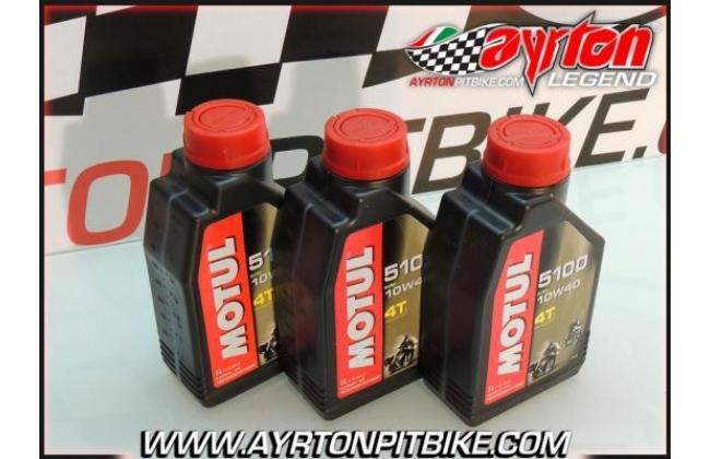 Motul 5100 Pit Bike Oil 10w40