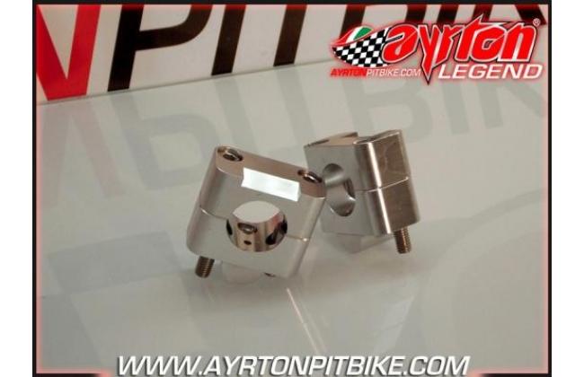 Risers Pit Bike Handlebar Adapters