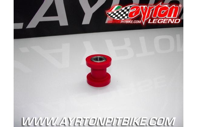 Chain Sliding Roller 4 Red