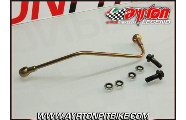 Engine Oil Pipe Cylinder Base Yx 150/160 And Zs155
