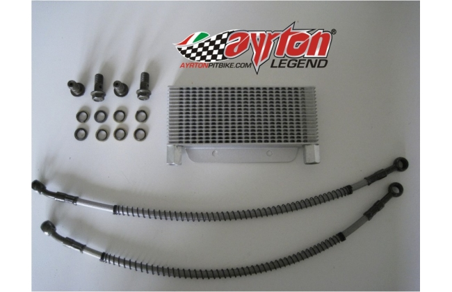 High Efficiency High Quality Lamellar Oil Cooler