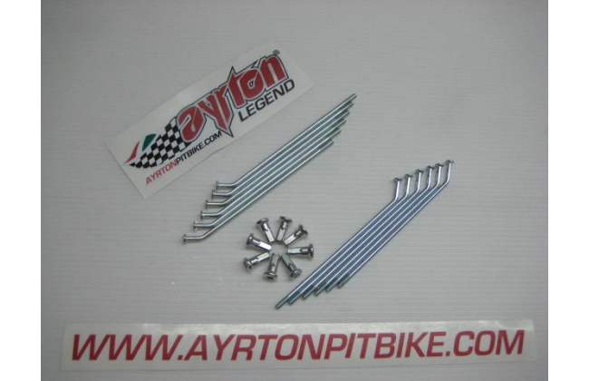 10 Spoke Pit Bike Kit