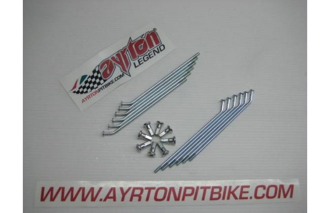 10 Spoke Pit Bike Kit