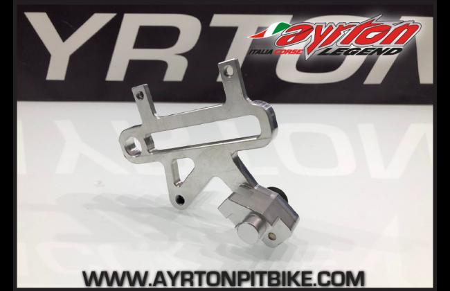 Aluminum Rear Brake Bracket Pit Bike Cnc Xtrema Nrx